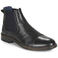 Boty Muži Kotníkové boty Casual Attitude JANDY Černá