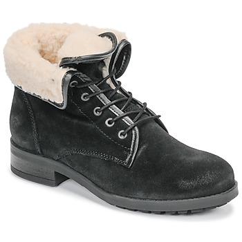 Boty Ženy Kotníkové boty Casual Attitude LEILA Černá