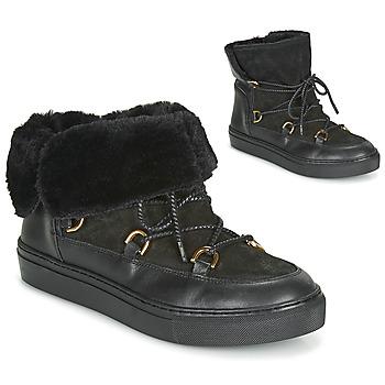 Boty Ženy Zimní boty Casual Attitude LONE Černá