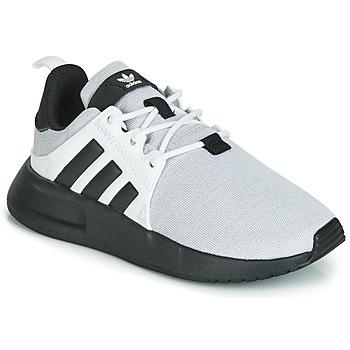 Boty Děti Nízké tenisky adidas Originals X_PLR C Šedá / Černá