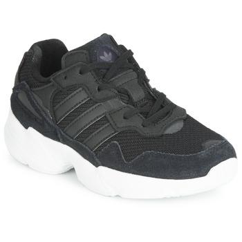 Boty Děti Nízké tenisky adidas Originals YUNG-96 C Černá