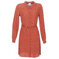 Textil Ženy Krátké šaty Vila VISULOLA Červená