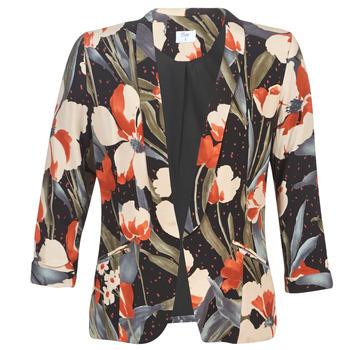 Textil Ženy Saka / Blejzry Betty London IOUPA Černá / Vícebarevná