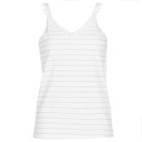 Textil Ženy Halenky / Blůzy Betty London KATACEL Bílá / Zlatá