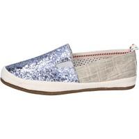 Boty Ženy Street boty O-joo BR132 Stříbrný