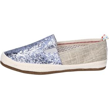 Boty Ženy Street boty O-joo BR132 Stříbrná