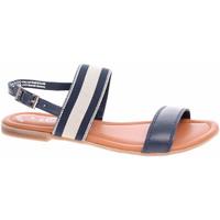 Boty Ženy Sandály S.Oliver Dámské sandály  5-28111-22 navy Modrá