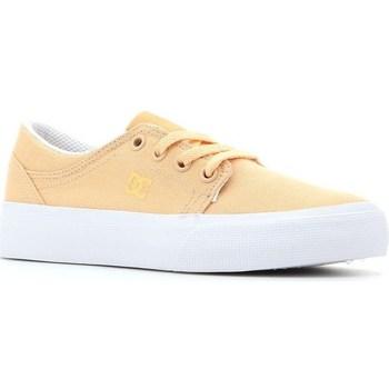 Boty Děti Tenis DC Shoes Trase TX Žluté