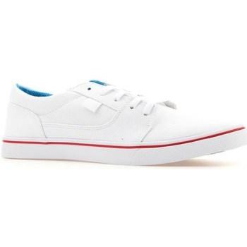 Boty Ženy Nízké tenisky DC Shoes Tonik TX Bílé