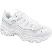 Boty Ženy Nízké tenisky Skechers D Lites blanc