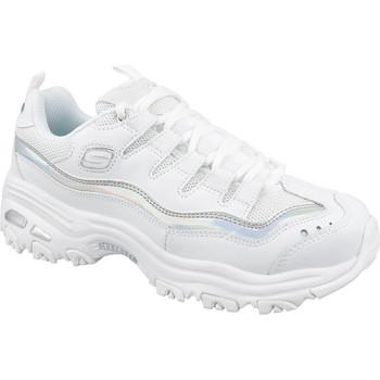 Boty Ženy Nízké tenisky Skechers D'Lites  13160-WSL blanc