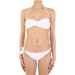 Textil Ženy Bikini Joséphine Martin CARAMELLA Bílá