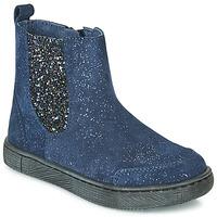 Boty Dívčí Kotníkové boty Mod'8 BLABIS Tmavě modrá