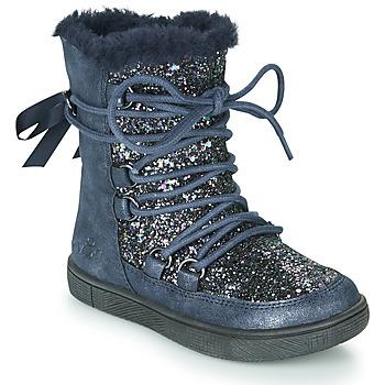 Boty Dívčí Zimní boty Mod'8 BLABY Tmavě modrá