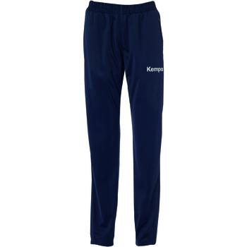 Textil Ženy Teplákové kalhoty Kempa Jogging Femme  Emotion 2.0 bleu/jaune