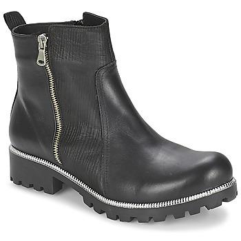 Boty Ženy Kotníkové boty Andrea Conti GLIONE Černá