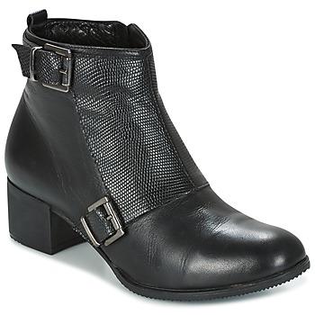 Polokozačky / Kotníkové boty Andrea Conti CASTEL Černá 350x350