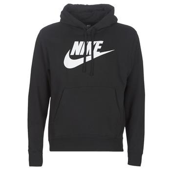 Textil Muži Mikiny Nike M NSW CLUB HOODIE PO BB GX Černá