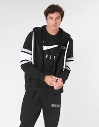 Textil Muži Mikiny Nike M NSW NIKE AIR HOODIE FZ FLC Černá