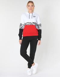 Textil Ženy Teplákové kalhoty Nike W NSW ESSNTL PANT REG FLC Černá