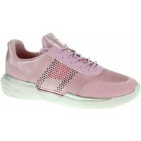 Boty Ženy Nízké tenisky Tommy Hilfiger Dámská obuv  FW0FW03895 518 pink lavender Růžová