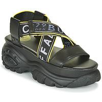 Boty Ženy Sandály Buffalo 1501024 Černá