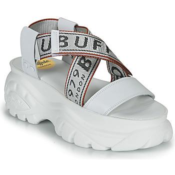 Boty Ženy Sandály Buffalo 1501025 Bílá