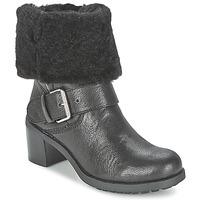 Boty Ženy Kotníkové boty Clarks PILICO PLACE Černá