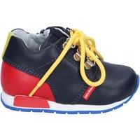 Boty Chlapecké Nízké tenisky Balducci sneakers pelle Blu