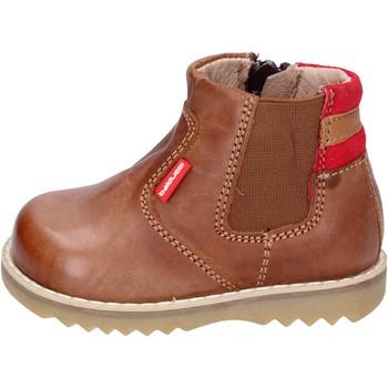 Boty Chlapecké Kotníkové boty Balducci stivaletti pelle Marrone