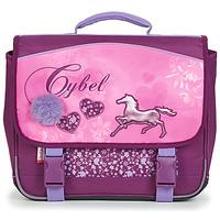 Taška Dívčí Školní aktovky Back To School CYBEL CARTABLE 38 CM Růžová