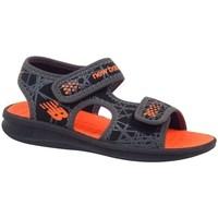 Boty Chlapecké Sandály New Balance 2031 Černé, Šedé, Oranžové