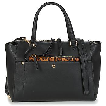 Taška Ženy Velké kabelky / Nákupní tašky André ALIDA Černá