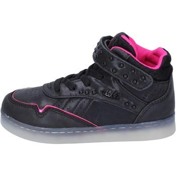 Boty Dívčí Kotníkové tenisky Lulu Tenisky BR353 Černá