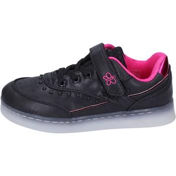 Boty Dívčí Nízké tenisky Lulu Tenisky BR354 Černá