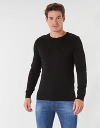 Textil Muži Svetry Tom Tailor FLORET Černá