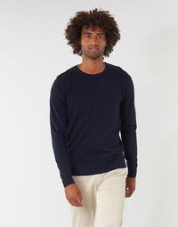 Textil Muži Svetry Tom Tailor FLORET Tmavě modrá