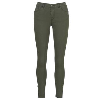 Textil Ženy Kapsáčové kalhoty Vero Moda VMSEVEN Khaki