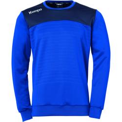 Textil Mikiny Kempa Sweatshirt  Emotion 2.0 bleu/jaune