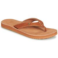 Boty Ženy Žabky Cool shoe COASTAL Zlatohnědá