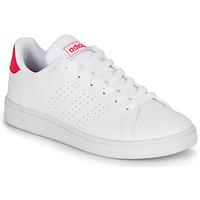 Boty Dívčí Nízké tenisky adidas Originals ADVANTAGE K JU Bílá