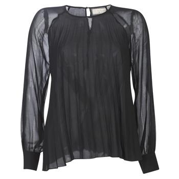 Textil Ženy Halenky / Blůzy Moony Mood LAURA Černá