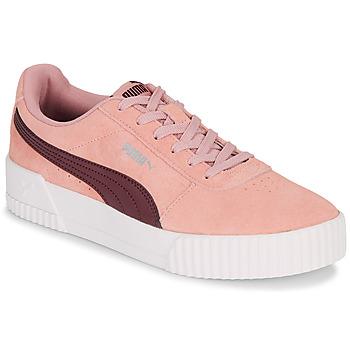 Boty Ženy Nízké tenisky Puma COURT CALI RS Růžová
