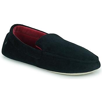 Boty Muži Papuče Isotoner 96774 Černá