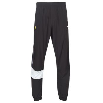 Textil Muži Teplákové kalhoty Puma SF STREET WOVEN PTS.BLK Černá