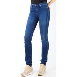 Textil Ženy Rifle slim Wrangler Jeans  Cold Sky W26E8481V