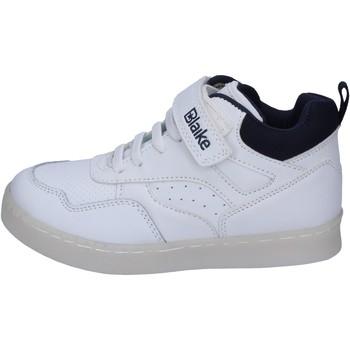 Boty Chlapecké Kotníkové tenisky Blaike BR432 Bílý