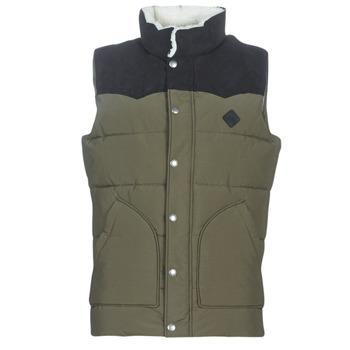 Textil Muži Prošívané bundy Jack & Jones JORLUCK Khaki