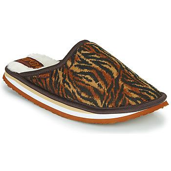 Boty Ženy Papuče Cool shoe HOME WOMEN Hnědá