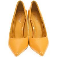 Boty Ženy Lodičky Seastar Dámske žlté lodičky STELA žltá
